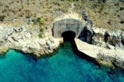 Watergrot in Albanië