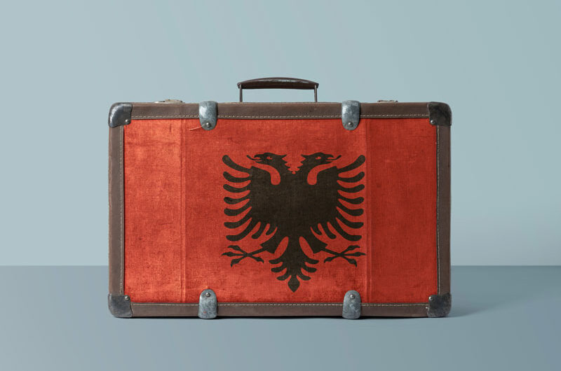 Albanees voor reizen leren