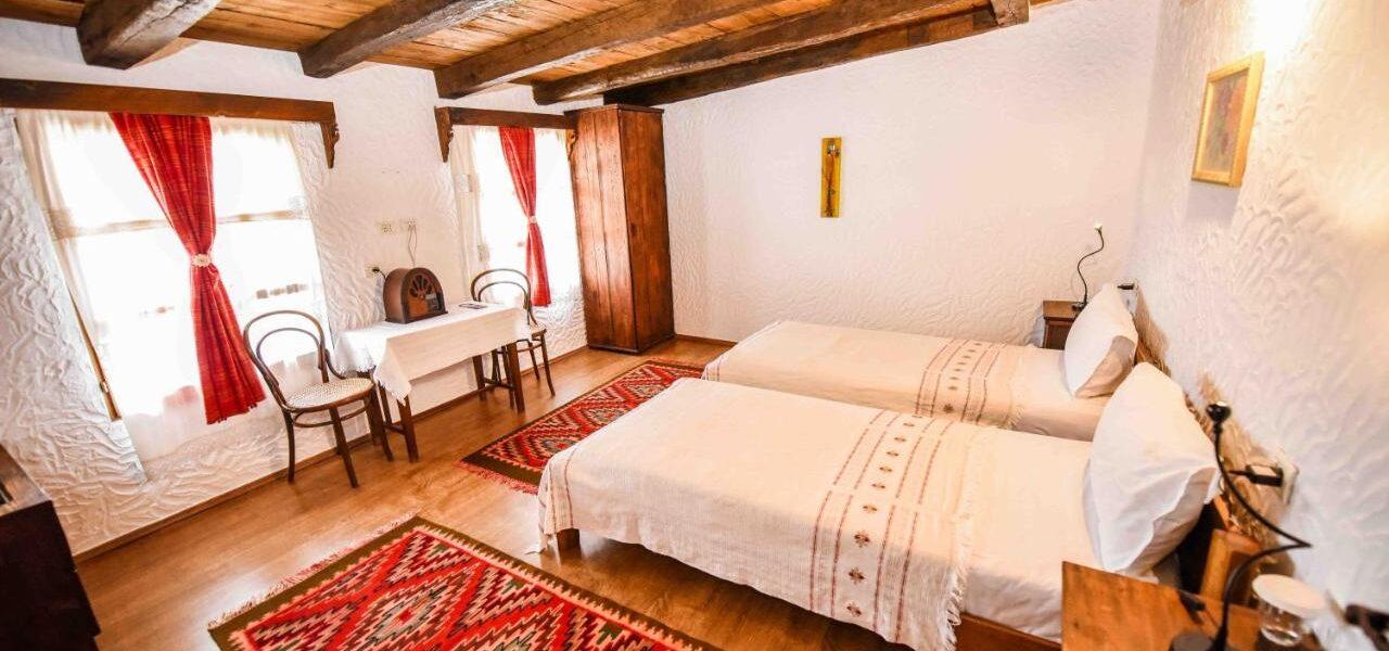 Hotel Tradita shkodra albanie
