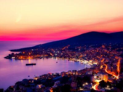 Sarande, Albanese Riviera