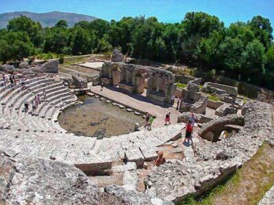 Albanie, Hadrianopolis