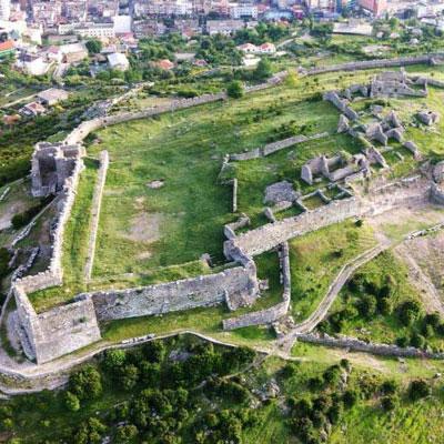 fort-lezhe-kasteel lezha