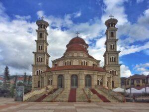 Korca, cathedraal